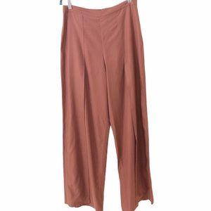 NWOT BCBGMAXAZRIA Michael brown pants size M